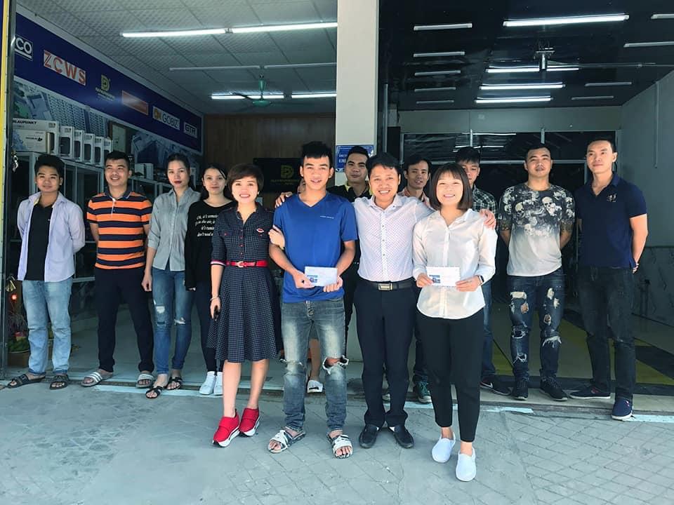 Đội ngũ nhân viên ShopAuto