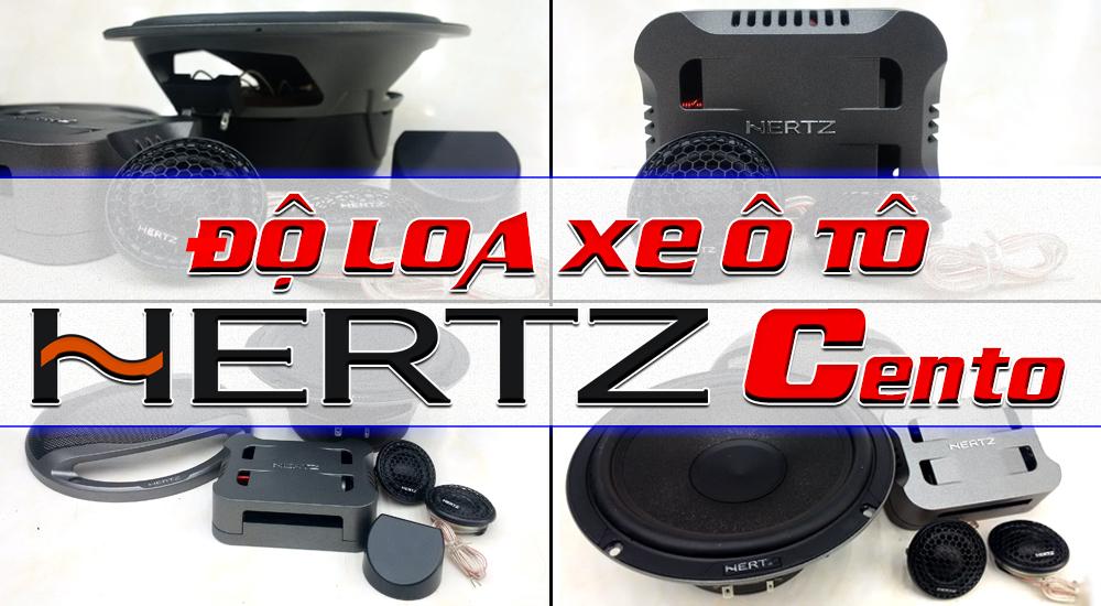 Loa Hertz Cento CX 165