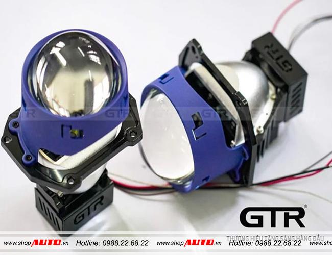 Bi LED GTR GLS 2020 cho xe ô tô Chevrolet Orlando