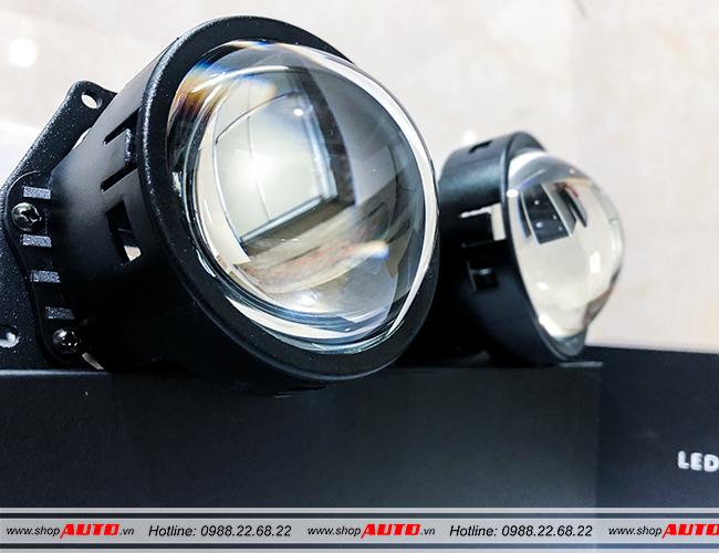 Bi led pha cos X-Lighting cho xe ô tô