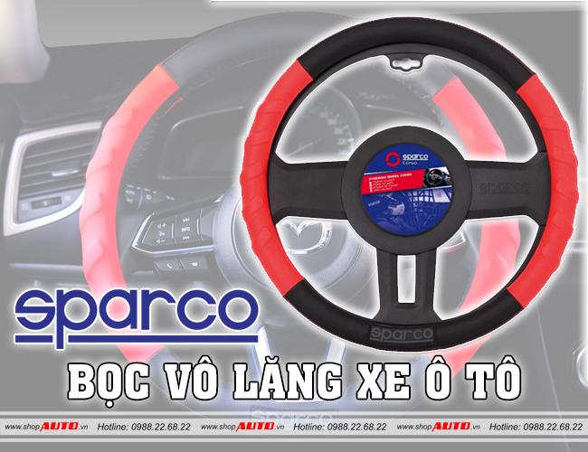 Bọc vô lăng ô tô SPARCO cho xe Lexus