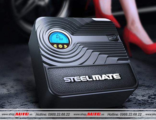 Bơm lốp Steelmate P05 cho xe ô tô Nissan Tiida