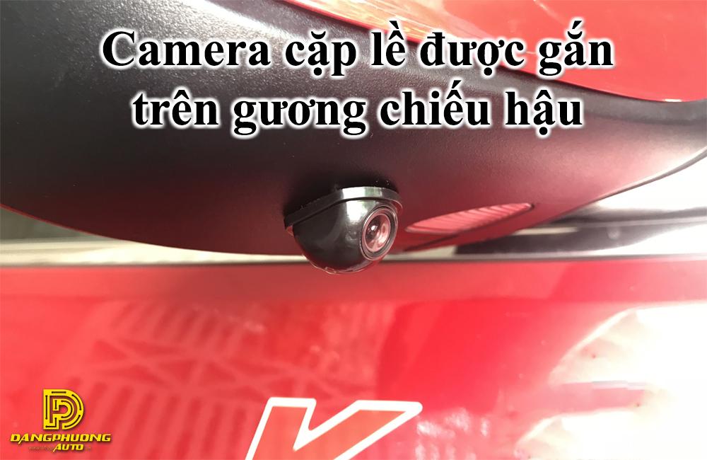Camera cập lề cho xe ô tô
