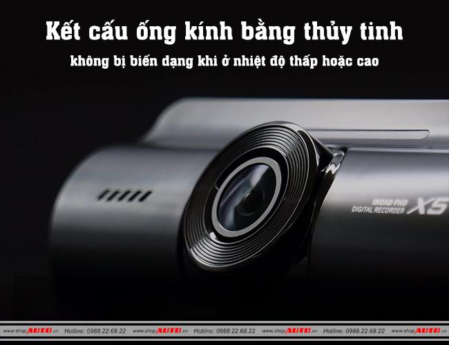 camera hành trình IROAD X5