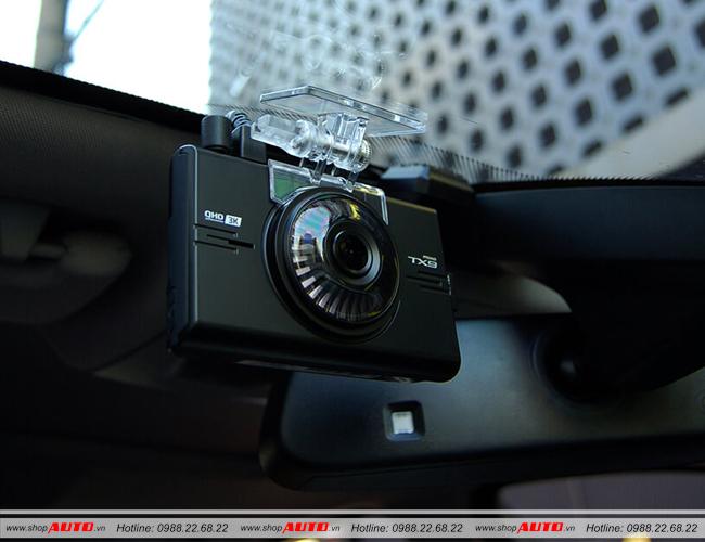 Camera hành trình Iroad TX9 cho xe Kia Rondo