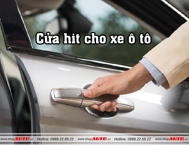 Độ cửa hít cho xe ô tô