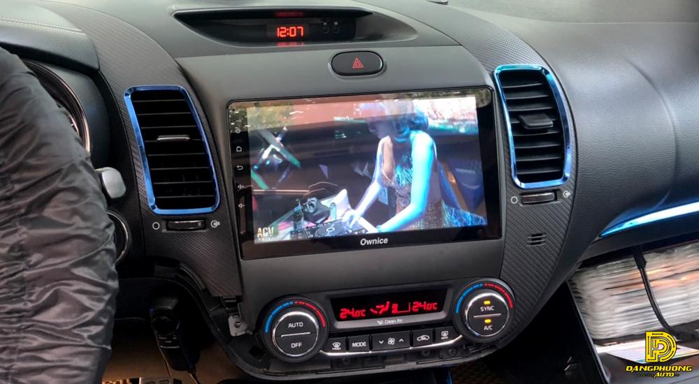 Đầu DVD android Ownice C960 cho xe Kia Cerato