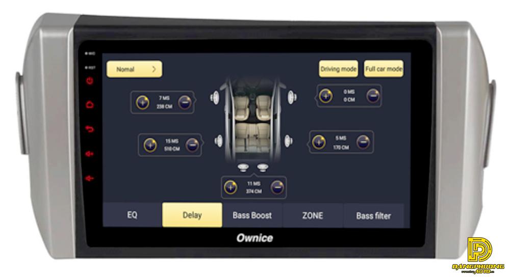 Đầu DVD màn hình Android Ownice C960