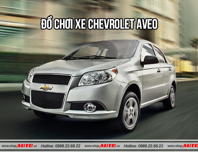 Đồ chơi Chevrolet Aveo