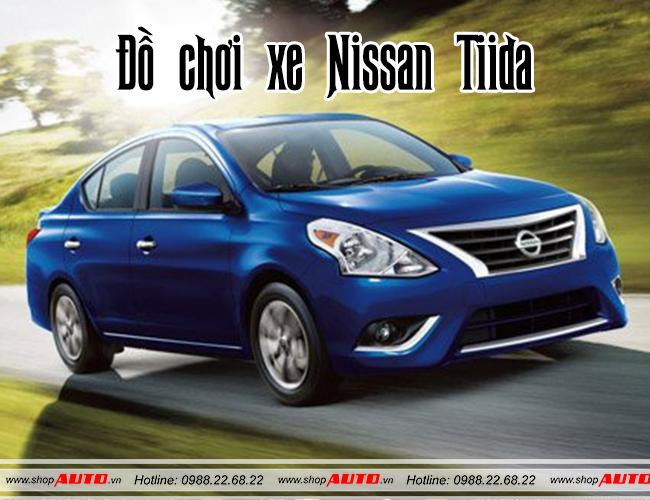 Đồ chơi Nissan Tiida