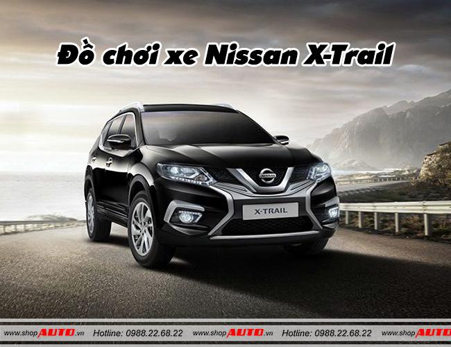 Đồ chơi Nissan X trail