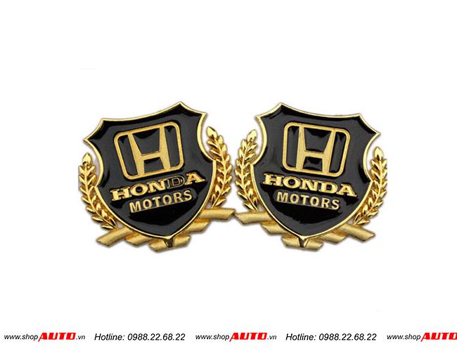 logo bông lúa cho xe Honda HRV