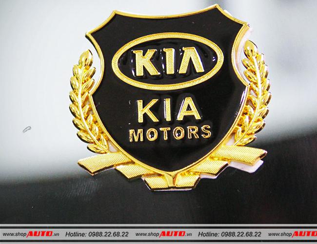logo bông lúa cho xe Kia K3