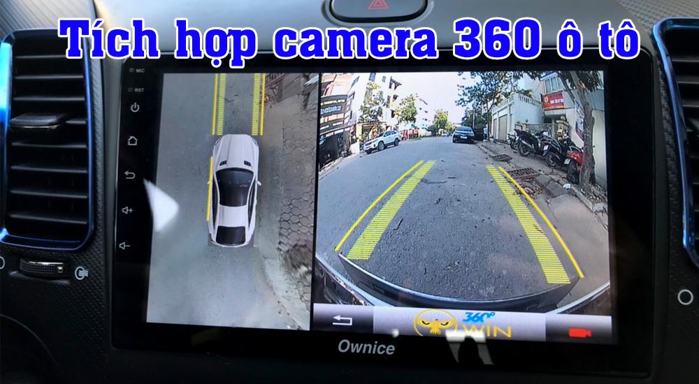 Đầu màn DVD Ownice C960 cho xe sorento