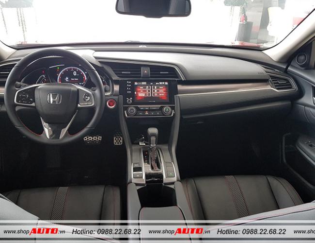 Nội thất Honda Civic