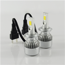 Đèn LED Headlight C6 chân H7