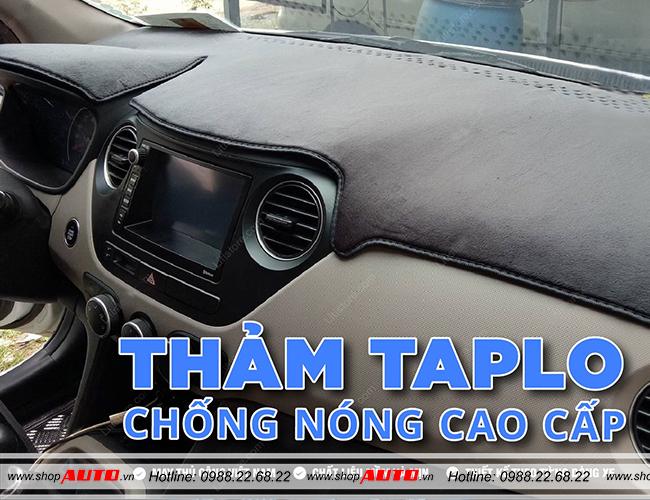 thảm chống nóng taplo xe honda civic