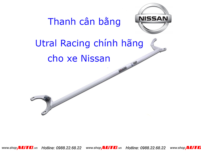 Thanh cân bằng ultra racing cho xe Nissan Sunny