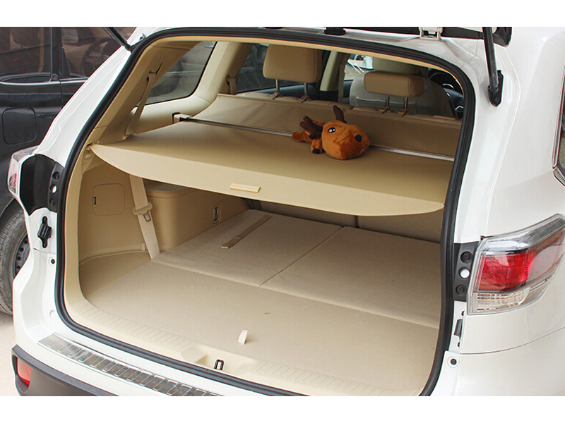 Tấm chắn cốp xe ô tô Hyundai Santafe