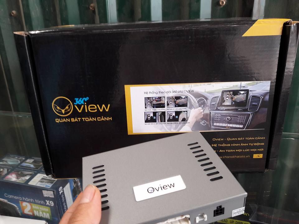 Camera 360 Oview cho ô tô